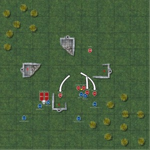 Fantasy battle report