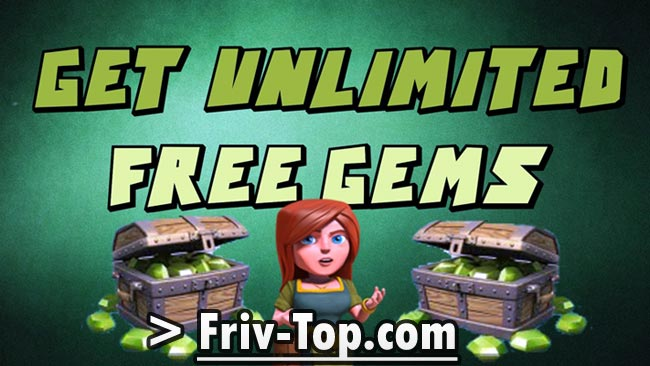 CoC Free Gems Method