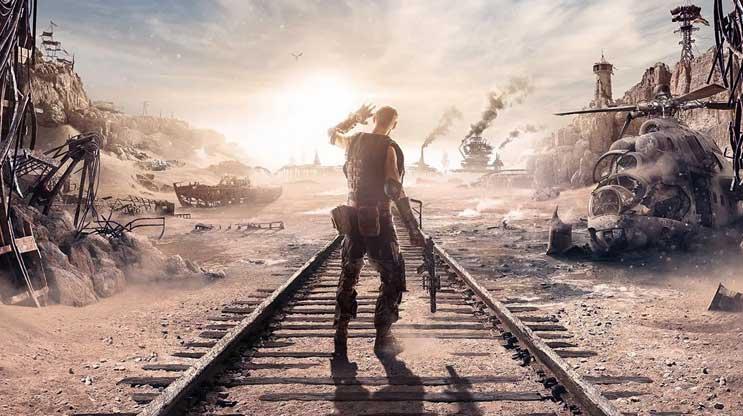 Metro Exodus wallpaper