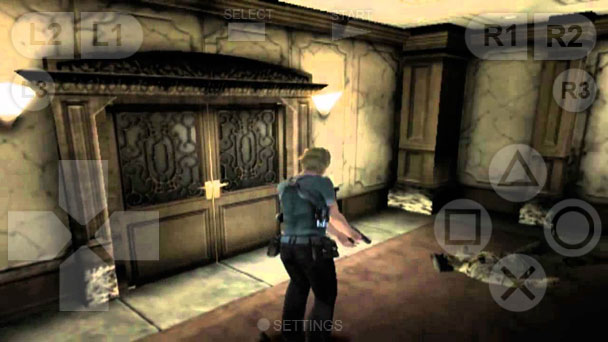 Resident Evil Dead Aim screenshot