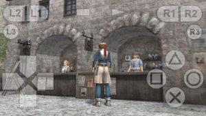 Suikoden IV emulator ios